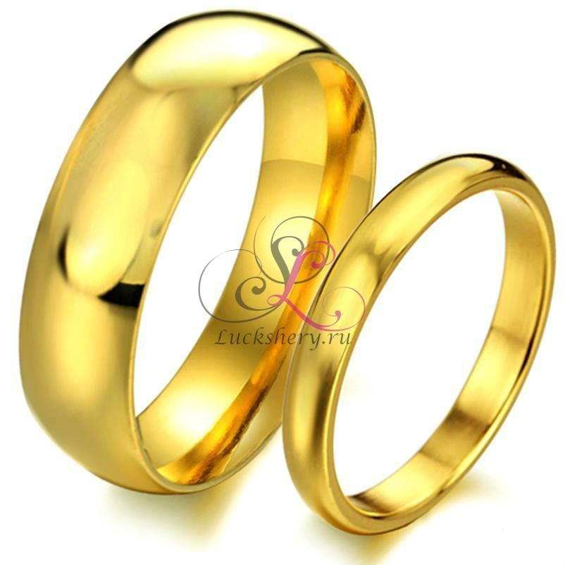 Двойные кольца Perfect