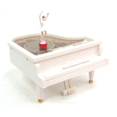 Декоративная фигурка Фортепиано с музыкой