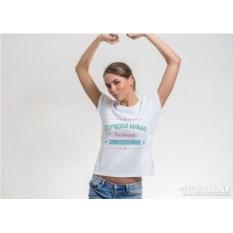 Именная футболка «Лучшая мама»