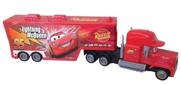 Игрушка Тачки. Инерционный грузовик МакКвин