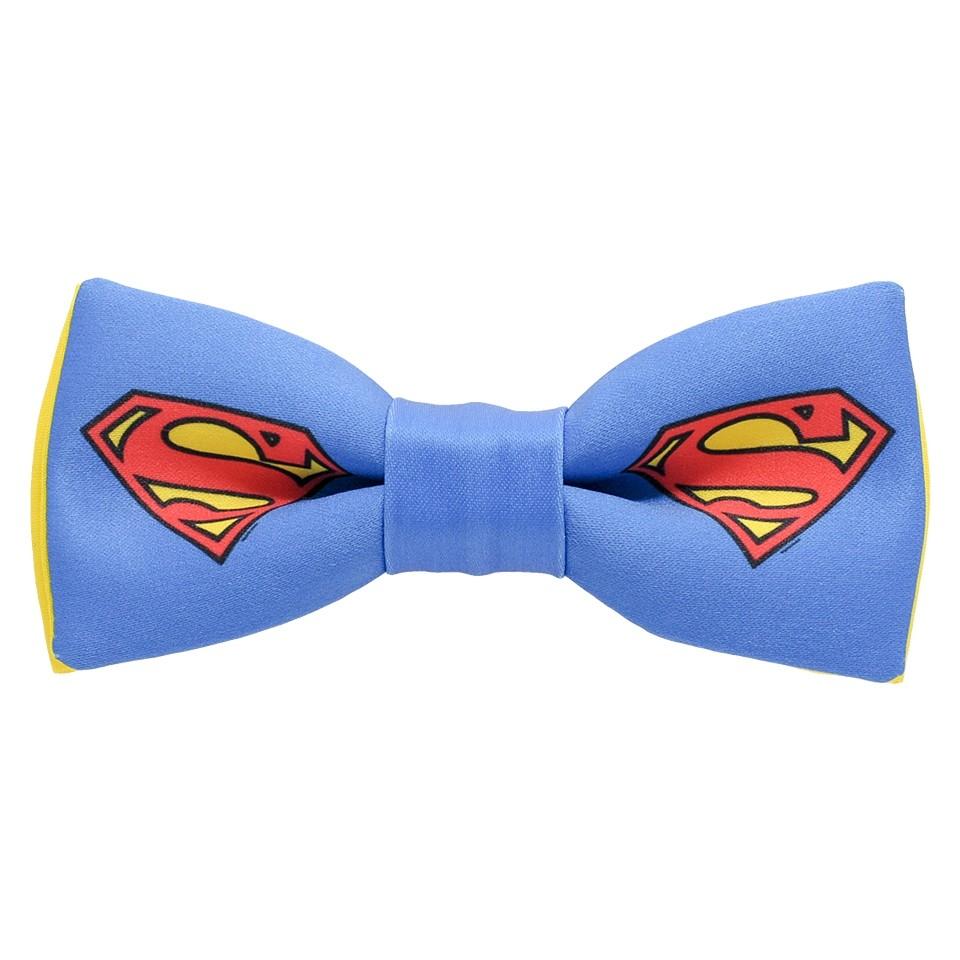 Галстук-бабочка #492 Супермен