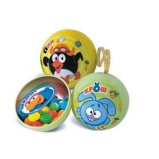 Смешарик мармелад в шарике