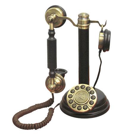 Телефон «Французский канделябр» Spirit 1916