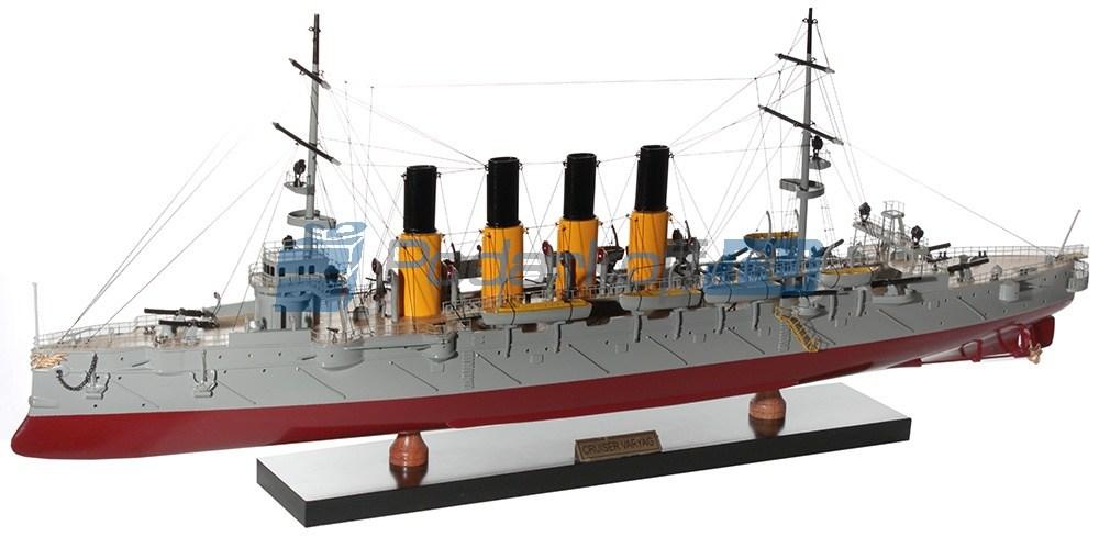 Модель корабля Крейсер Варягъ