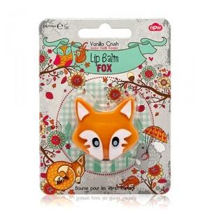 Блеск для губ Fox-Orange