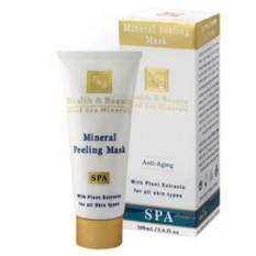 Минеральная маска-пилинг для лица