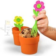 Форма для выпечки Цветок в горшке