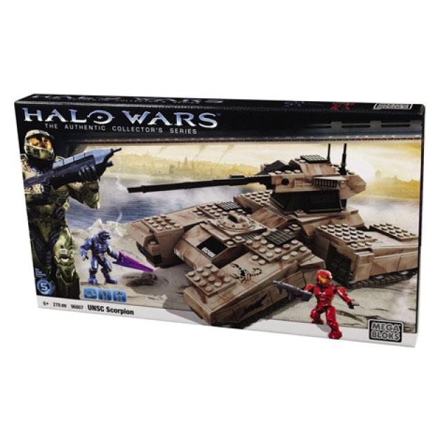Боевые машины из серии HALO