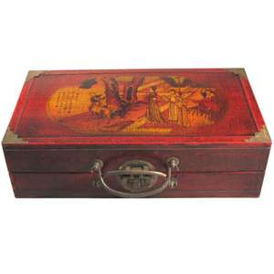 Шахматы в кожаном раскладном чемодане