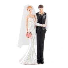 Декоративная фигурка Свадьба