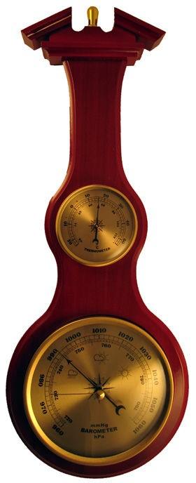 Метеостанция Раздельные барометр и термометр