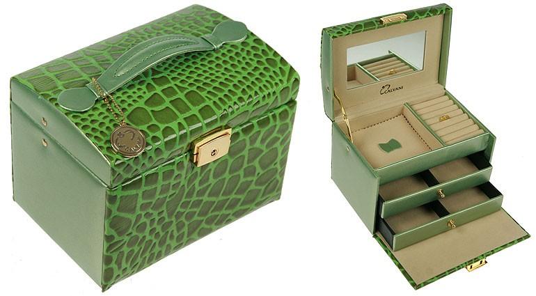 Шкатулка для ювелирных украшений Green secret