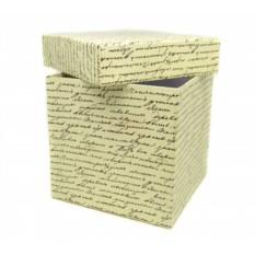 Подарочная коробка Пушкинские строки