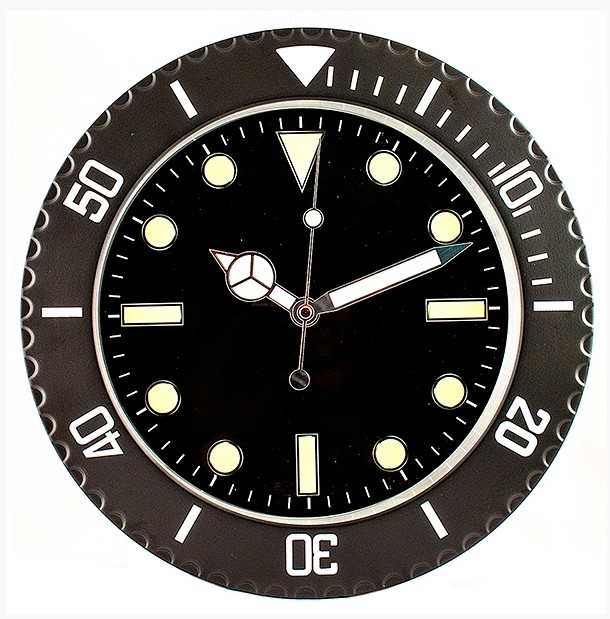 Настенные часы Командир