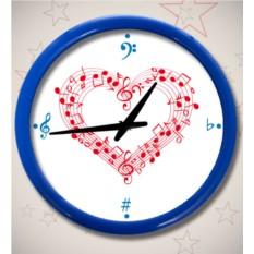 Часы «Любовь к музыке»