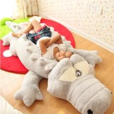 Гигантская подушка Аллигатор, 190 см
