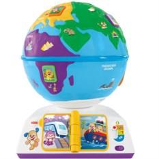 Игрушка для малышей Fisher-Price Обучающий глобус