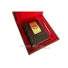 Подарочный набор «Ежедневник, ручка»