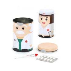 Контейнер для лекарств Dr.&Nurse