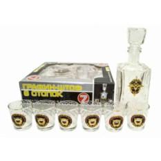 Набор для крепких напитков Полиция-МВД