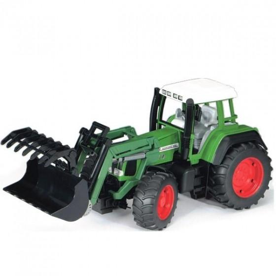 Трактор с погрузчиком fendt favorit 926 vario Bruder