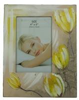 Фоторамка «Желтые тюльпаны»