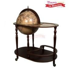 Напольный глобус-бар Lord