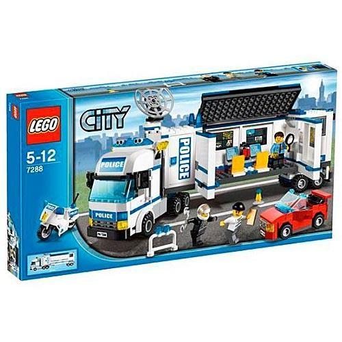 Конструктор Lego City Выездная полиция