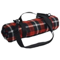 Плед для пикника Journey с непромокаемой подкладкой и ремнем