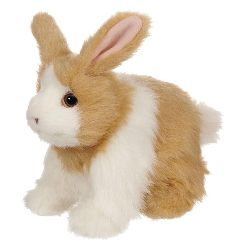 Интерактивная игрушка Hasbro Веселый кролик, Fur Real