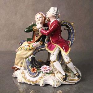 Статуэтка «Влюбленная пара»