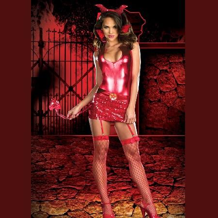 Маскарадный костюм Дьявольское искушение