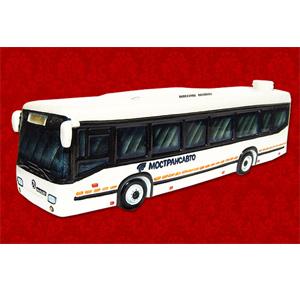 Штоф подарочный «Автобус»