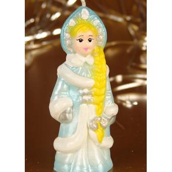 Свеча «Снегурочка»