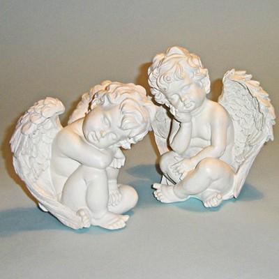 Статуэтки ангелов Светлые мечты (пара)