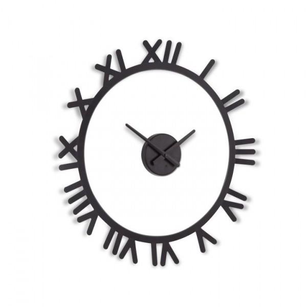 Настенные часы Tima, черные