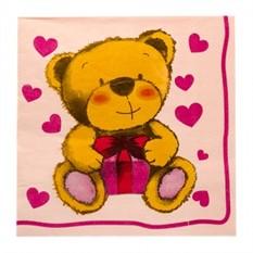 Салфетки Cute bear