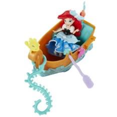 Набор для игры в воде Disney Princess Принцесса и лодка