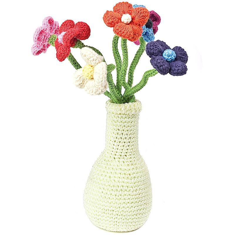 Игрушка вязаная Petit Flowers
