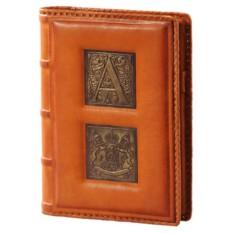 Кожаный ежедневник формата А5 «Львиное сердце»