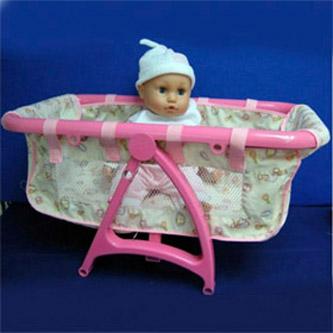 Кукла с коляской трансформером 4 в 1