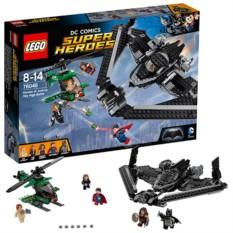 Конструктор Поединок в небе Lego Super Heroes