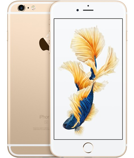 Apple iPhone 6s Plus 16Gb (цвет Gold)
