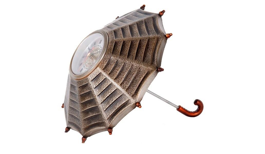Настольные часы Зонтик