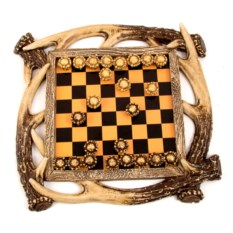 Настольная игра Шашаки, размер 32 х 32 см