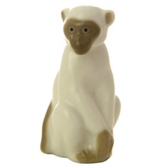 Фарфоровая статуэтка Мартышка