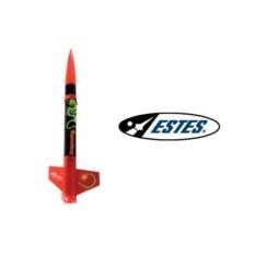 Многоразовая модель ракеты Estes Dragonite kit e2x