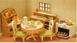 Набор Кухня в коттедже