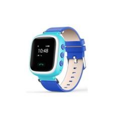 Голубые умные детские часы с GPS Smart Baby Watch Q60