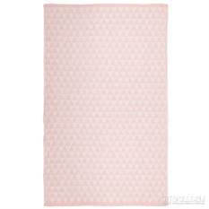 Розовое детское полотенце Hills Pestemal 90х160 см